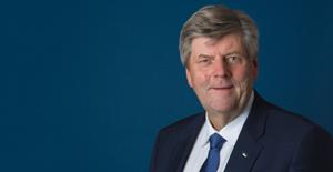 CSAM Board member Ansgar Gabrielsen