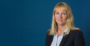 CSAM Board member Louise Nilsson