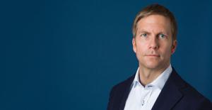 CSAM Board member Mats Hjerpe