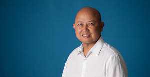 Marcello Augustin - Managing Director, CSAM Philippines