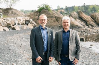 Einar Bonnevie and Glenn Kenneth Bruun.