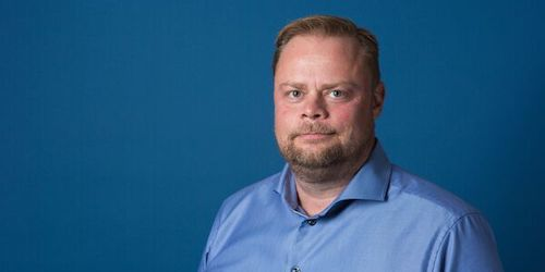 Andreas Persson - Service & Delivery Director